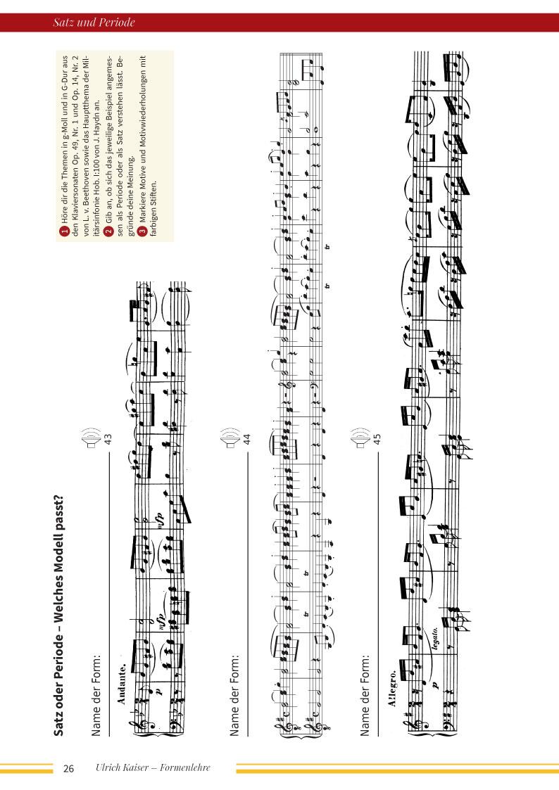 Open Educational Resources zur Musik